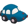 Rubber Classic Car - Rubber classic car shape squeaky toy.