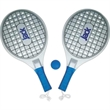 Two-In-One Paddle Ball Set/Game - Paddle ball set / game.