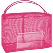Fashion Mesh Tote - This Fashion Mesh Tote have one compartment appealing looking bag is ideal for everyday casual wear.