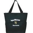 Roamer Tote Bag - Roamer Tote Bag is a fashion forward tote that has main compartment and zips closed.