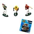 Football Toy Figures - Football Toy Figures, 12 per pack. Blank.