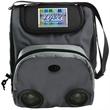 Naples Speaker Cooler Bag - Speaker cooler bag. Cooler bag holds up to twenty 12 ounce cans.