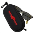 Bradford Neoprene Sunglass Case - Keep your sunglasses scratch free and secure in this soft neoprene zippered case.