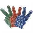 "Express 18"" Foam Peace Hand"