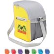 12 Can Cooler - Wedge 12-can cooler with PEVA lining.