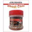 Crushed / Flakes Ghost Chili Pepper  1/2oz - Fully customized Spices Jar  with sifter lid (Organic, Authentic & Gourmet  pepper