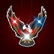 Soaring Eagle LED Body Necklace