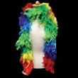 Multi Color Adult Size Feather Boa
