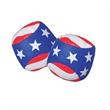 "USA Kickball - 2"" vinyl USA kickball, blank."