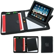 "E-Padfolio - All in one padfolio includes 8 1/2"" x 11"" writing pad."