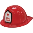 Child's Plastic Fire Hat - Child's Plastic Fire Hat. Packed 12 dozen. Must be ordered in carton packs.