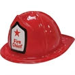 Adult Plastic Fire Hat - Adult Plastic Fire Hat. Packed 12 dozen. Must be ordered in carton packs.