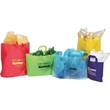 """Economy Ameritote loop handle bag - Super strong bag with loop handle with 4"""" gusset."""