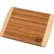 "Hana Cutting/Serving Board - Cutting/Serving board made of bamboo. 10"" x 7 1/4"" x 5/8""."