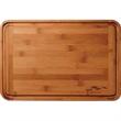 "Malibu Groove Flat Grain - Flat grain cutting board made from bamboo. 15"" x 11"" x 3/4""."