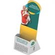 Pop N Lock Brochure Holder - Durable, vibrant brochure holder cutomized specifically for your client.