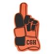 Hockey Glove Foam Mitt