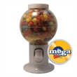 Gumball Machine Dispenser with Jelly Beans Candy - Gumball machine dispenser with jelly beans candy.