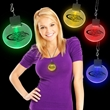 "2 1/2"" Light-Up LED Glow Medallion - 2 1/2"" light-up  LED Glow medallion."