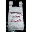 High Density T-Shirt Bags - Polyethylene high density .001 gauge t-shirt bags.