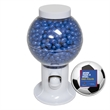 Gumball Machine Dispenser with Corporate Jelly Beans Candy - Gumball machine dispenser with corporate jelly beans candy.