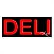 Economy Neon Sign - Deli - Economy Neon Sign - Deli.