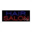Economy LED Sign - Hair Salon - Economy LED Sign - Hair Salon.