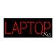 Economy LED Sign - Laptop - Economy LED Sign - Laptop.