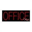 Economy LED Sign - Office - Economy LED Sign - Office.