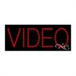 Economy LED Sign - Video - Economy LED Sign - Video.
