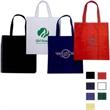 """Basics Convention Tote - Non-woven polypropylene Basics Convention Tote with 17"""" carry handles."""