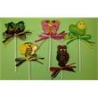 Cute Critter Pops - Chocolate Bug Mini Pops