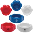 Paw shaped pet bowl