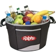 "Tub Cooler - Tub cooler is available in Dark Gray/Black, 15"" W x 9 1/2"" H."