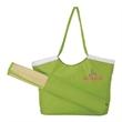 Beach Tote & Mat - Beach tote bag and mat.