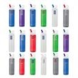 25 oz. PET Bottle With Flip Spout & Filter - 25 oz. Sports water bottle made from PET;  with flip spout & filter. BPA Free.