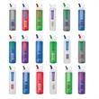 25 oz. PET Bottle With Flip Spout, Infuser & Filter - 25 oz. Sports water bottle made from PET;  flip spout, infuser & filter. BPA Free.