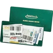 Coupon Holder For The Most Discriminating Saver - Vinyl case can hold large quantities of coupons.