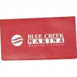 """Coupon Holder For The Most Discriminating Saver - Two pocket coupon holder, 3 5/16"""" x 6 3/8"""" with 2 clear pockets."""