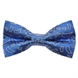 Custom Polyester Woven Bow Tie - Custom polyester woven bow tie.  Pre-tied or untied.  No set-ups.  Free artwork presentation.