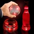 Red Sticky Bottom (Medium Size) - Red light for glasses (medium size), blank
