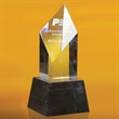 "Sofia Diamond Shaped Award 8"""