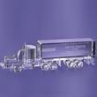 """Jeddo 18 Wheeler Truck Award 5"""""""