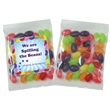 Individual Bag of Gourmet Jelly Beans - Individually wrapped gourmet jelly beans (1 oz).