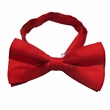 100% Polyester woven bow tie with or with out logo, PRE-TIED - 100% Polyester woven bow tie with or with out logo, PRE-TIED with adjustable neck band