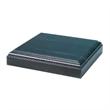 Large Beveled Black Marble Base - Large beveled award base crafted out of black marble.