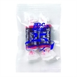 Promo Snax Bags Tootsie Rolls® - Clear cellophane bag filled with chewy, chocolately Tootsie Rolls®