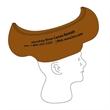 Foam Canoe Hat