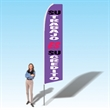 Your job is your credit Advertising Banner Flag - Your job is your credit Advertising Banner Flag