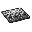 Magnetic Checkers Set -Small Travel Size - Magnetized, small travel size checkers set. All playing pieces inside.